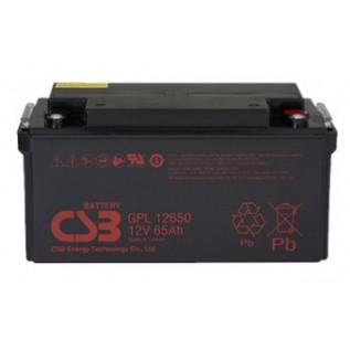 Аккумулятор CSB GPL 12650