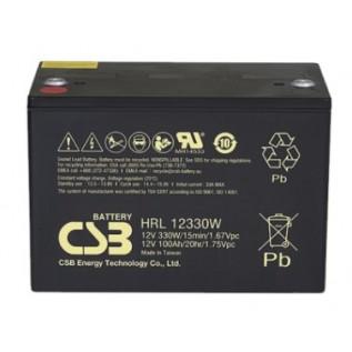 Аккумулятор CSB HRL 12330