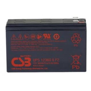 Аккумулятор CSB UPS 123606