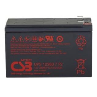 Аккумулятор CSB UPS 123607