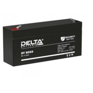 Аккумулятор Delta DT 6033