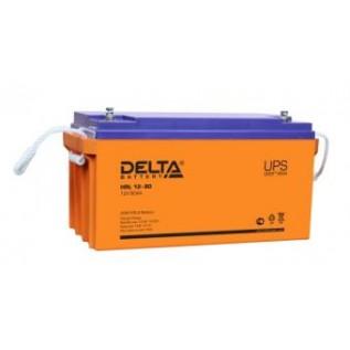 Аккумулятор Delta HRL 12-80 X
