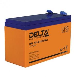 Аккумулятор Delta HRL 12-9 (1234W)  X