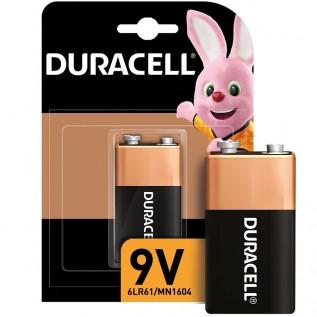 Элемент питания DURACELL Basic 6LR61 (9V) 1шт