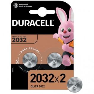 Элемент питания DURACELL 2032 2шт
