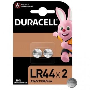 Элемент питания DURACELL LR44 2шт