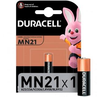 Элемент питания DURACELL MN21 1шт