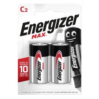 Элемент питания Energizer MAX LR14 (С) 2шт