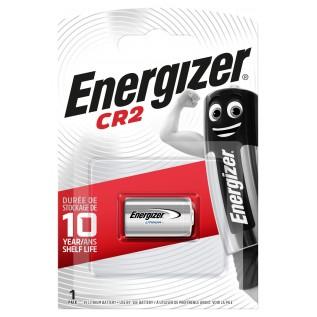 Элемент питания Energizer Photo CR 123 1шт