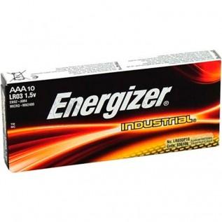 Элемент питания Energizer industrial LR03 (ААА) 10шт