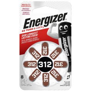 Элемент питания Energizer A312\PR41
