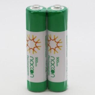 Аккумулятор Naccon HR03 900 mah