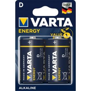 Элемент питания VARTA ENERGY D бл. 2