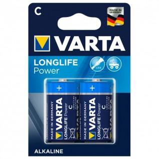 Элемент питания VARTA LONGLIFE POWER C бл. 2