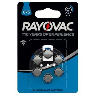 Элемент питания Rayovac 675