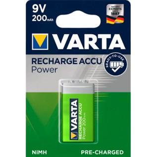 Аккумулятор Varta 6HR61 200mah