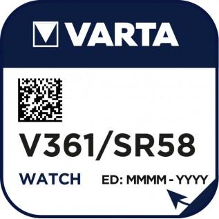 Элемент питания VARTA V361