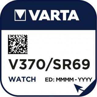 Элемент питания VARTA V370
