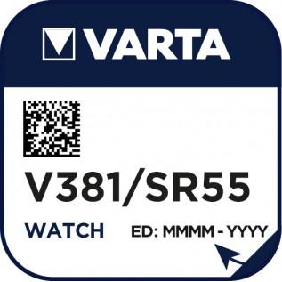 Элемент питания VARTA V381