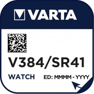 Элемент питания VARTA V384