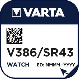 Элемент питания VARTA V386