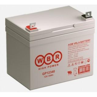 Аккумулятор WBR GP 12340