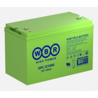 Аккумулятор WBR GPL 121000