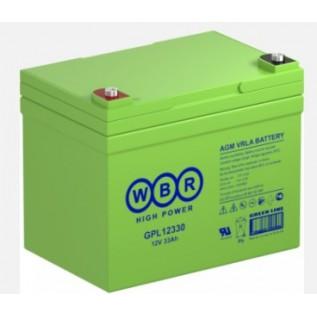 Аккумулятор WBR GPL 12330