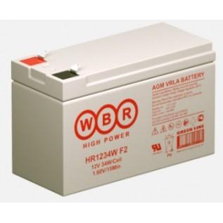 Аккумулятор WBR HR 12110W