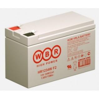 Аккумулятор WBR HR 1270W